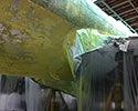 Aircraft Chemical Stripping / Depaint