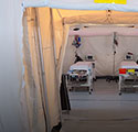 Temporary Medical Shelters