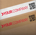 Fulfillment & Packaging - Branding, Printed Tape