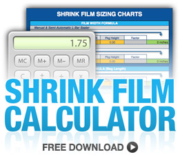 IPG Shrink Film Calculator - Download
