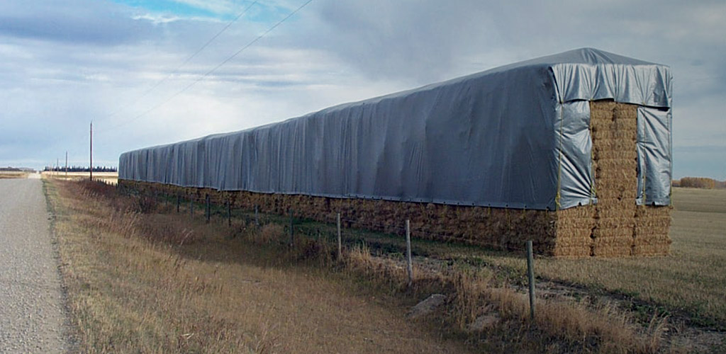 Specialty Fabrics Agricultural Hay Covers Disaster