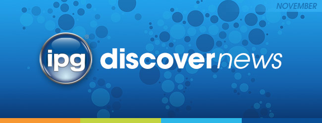 IPG Discover News