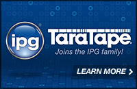 TaraTape joins the IPG family!