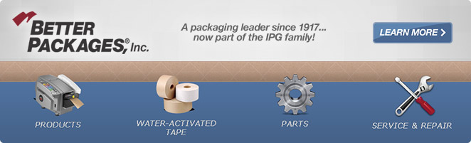 About Better Packages, Inc.