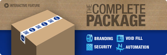 The Complete Package - Branding, Void Fill, Security, Automation