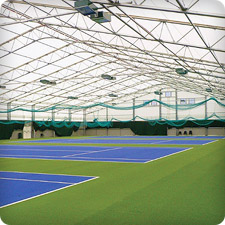 Structure Fabric Indoor Tennis Court