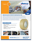 AMERICAN MP AUTOMOTIVE MASKING TAPE