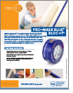 PRO-MASK BLUE WITH BLOC-IT
