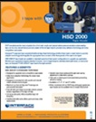 HSD 2000-ETII TAPE HEAD SELL SHEET