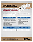 TAPESHOOTER® 404 SELL SHEET