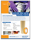 DOUBLE-COATED TAPES ATA
