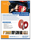AFT 200 - AFT 450 DOUBLECOATED ACRYLIC FOAM TAPES