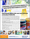 JANITORIAL AND SANITATION SUPPLY CHAIN