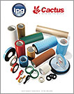 CACTUS BRAND DOUBLE-COATED TAPES BROCHURE