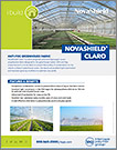 NOVASHIELD CLARO ANTI-FOG GREENHOUSE FABRIC