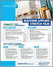 MACHINE APPLIED STRETCH FILM