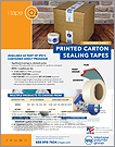 CARTON SEALING TAPE PRINT - CONTAINER DIR.