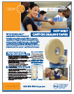 CARTON SEALING TAPES WITH CORRU-GRIP TECHNOLOGY
