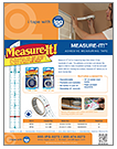 MEASURE-IT MEASURING TAPE